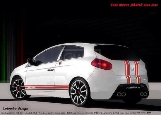 Fiat la voiture que j'aime