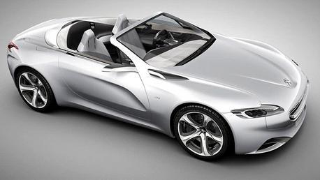 Peugeot SRI Concept