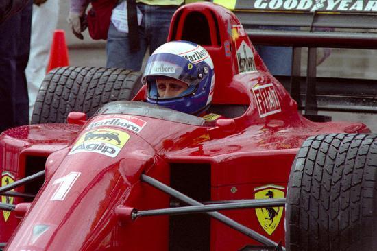 Alain Prost j'ai eu la chance de le rencontrer dans la montée du col du télégraphe en vélo
