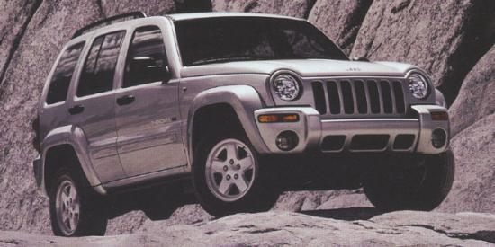 Cherokee 2001
