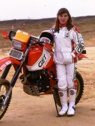 Véro-Dakar 85