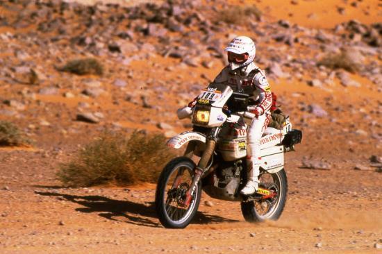 Véro-Dakar 86