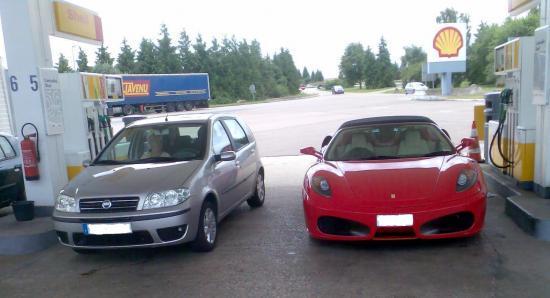 Ma voiture...deviner laquelle ?