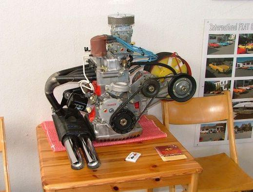 Moteur fiat 850 et 903 cc - Fiat 850 coupe sport a vendre ...