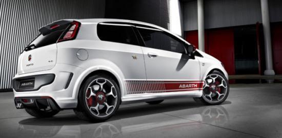 Fiat Punto Abarth EVO