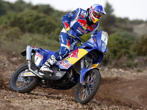 Cyril Despres Dakar 2010