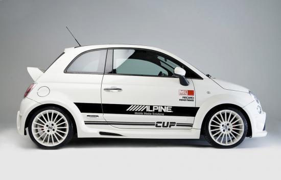 Fiat 500 Alpine