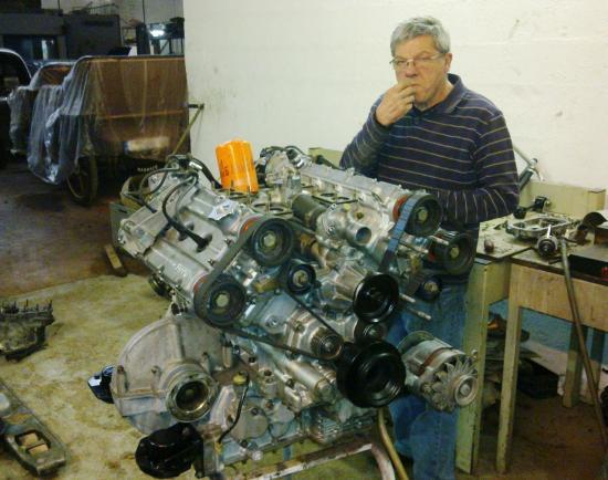 Bruno Coletti le meilleur technicien que j'ai connu dans ma carrière