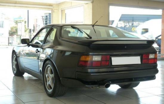 Porsche 944 j'ai vendue la 1ère en Seine Maritime